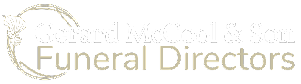 Gerard McCool & Son Funeral Directors logo